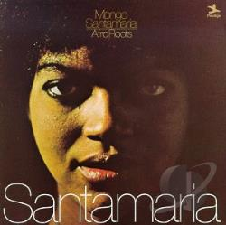 Santamaria, Mongo - Afro-Roots CD Cover Art