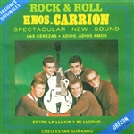 Los Hermanos Carrion - Hermanos Carrion Vol. 2 CD Cover Art