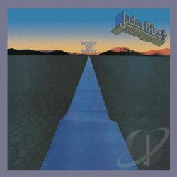 Judas Priest - Point of Entry CD Cover Art