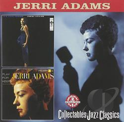 Adams, Jerri - It's Cool Inside CD Cover Art
