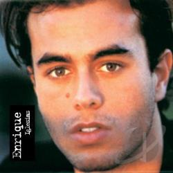 Iglesias, Enrique - Enrique Iglesias CD Cover Art