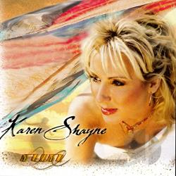 Shayne, Karen - Run CD Cover Art