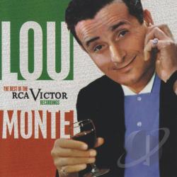 Monte, Lou - Best of the RCA Victor Recordings CD Cover Art