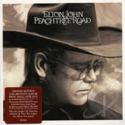 John, Elton - Peachtree Road: Special Collector's Edition CD Cover Art