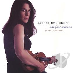 Hughes, Katherine - Four Seasons CD Cover Art