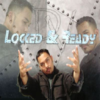 Delavega - Locked & Ready CD Cover Art