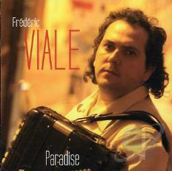 Viale, Frederic - Paradise CD Cover Art