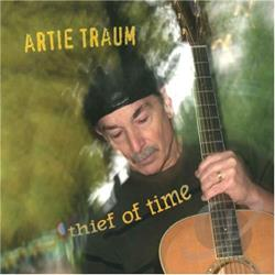 Traum, Artie - Thief of Time CD Cover Art