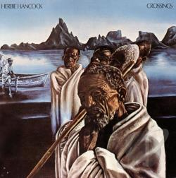 Hancock, Herbie - Crossings CD Cover Art