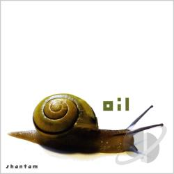 Shantam - Oil CD Cover Art