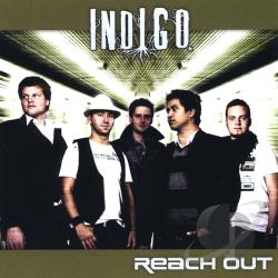 Indigo - Reach Out CD Cover Art