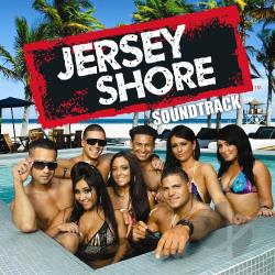 Jersey Shore CD Cover Art