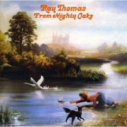 Thomas, Ray - From Mighty Oaks CD Cover Art