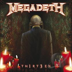 Megadeth - Th1rt3en CD Cover Art