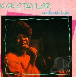 Taylor, Koko - South Side Lady CD Cover Art