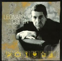 Cohen, Leonard - More Best of Leonard Cohen CD Cover Art
