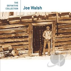 Walsh, Joe - Definitive Collection CD Cover Art