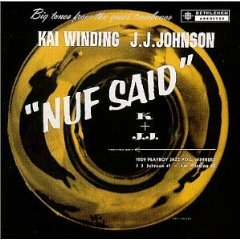 Kai-J.J.Johnson Winding - Nuf Said CD Cover Art