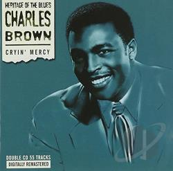 Brown, Charles - Cryin' Mercy CD Cover Art