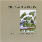 Jobson, Richard - Ballad of Etiquette CD Cover Art