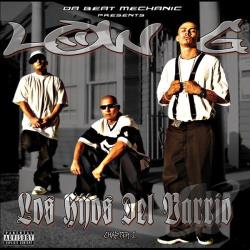 Low-G - Los Hijos del Varrio CD Cover Art