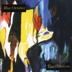Blue October - Answers CD Cover Art