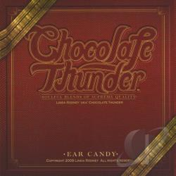 Chocolate Thunder - Ear Candy CD Cover Art