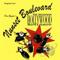 World Premiere Cast - Nunset Boulevard: The Nunsense Hollywood Bowl Show CD Cover Art