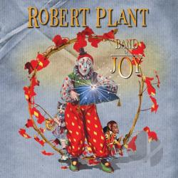 Plant, Robert - Band of Joy LP Cover Art