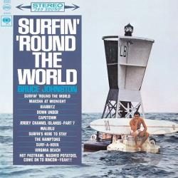Johnston, Bruce - Surfin Round World CD Cover Art