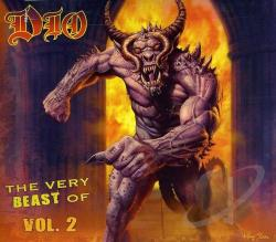 Dio - Very Beast of Dio, Vol. 2 CD Cover Art
