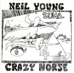 Neil Young & Crazy Horse / Young, Neil - Zuma CD Cover Art