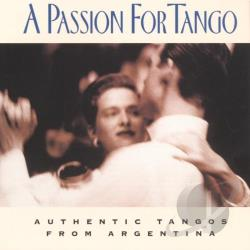 Sexteto Mayor - Passion For Tango CD Cover Art