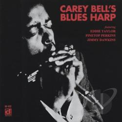 Bell, Carey - Carey Bell's Blues Harp CD Cover Art