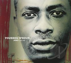 N'Dour, Youssou - Joko: The Link CD Cover Art
