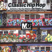 Mastercuts: Classic Hip Hop CD Cover Art