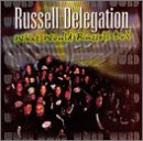 Russell Delegation - What Would Russell Do? CD Cover Art