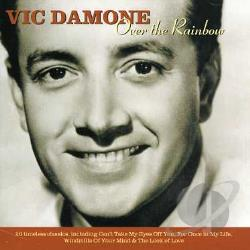 Damone, Vic - Over Rainbow CD Cover Art