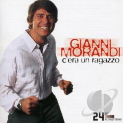 Morandi, Gianni - C'era Un Ragazzo/Best Of CD Cover Art