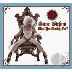 Stefani, Gwen - What You Waiting For? CD Cover Art