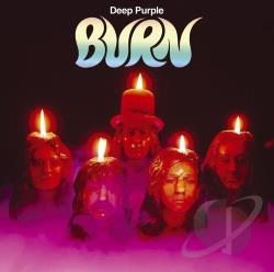 Deep Purple (Rock) - Burn (Expanded & Remastered) CD Cover Art