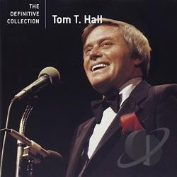 Hall, Tom T. - Definitive Collection CD Cover Art