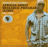 Nylon, Jaymz - African Audio Research Program Vol 2 CD Cover Art