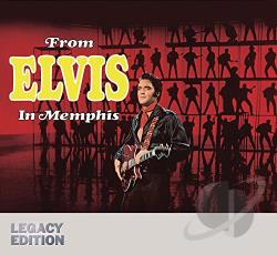 Presley, Elvis - From Elvis in Memphis CD Cover Art
