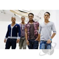 JLS - Everybody In Love DS Cover Art