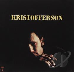 Kristofferson, Kris - Kristofferson CD Cover Art
