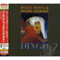 Davis, Miles / Legrand, Michel - Dingo CD Cover Art