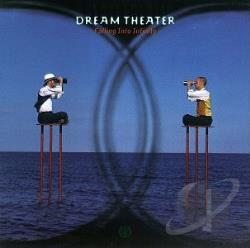 Dream Theater - Falling into Infinity CD Cover Art