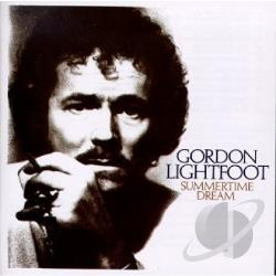 Lightfoot, Gordon - Summertime Dream CD Cover Art