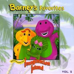 Barney - Barney's Favorites, Vol. 2 CD Cover Art